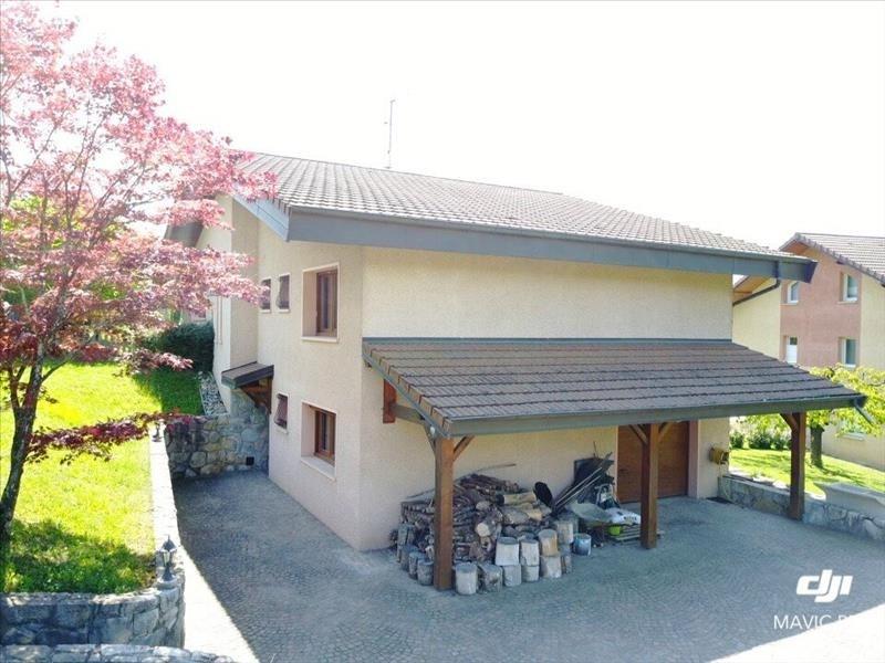 Sale house / villa Aix les bains 550000€ - Picture 1