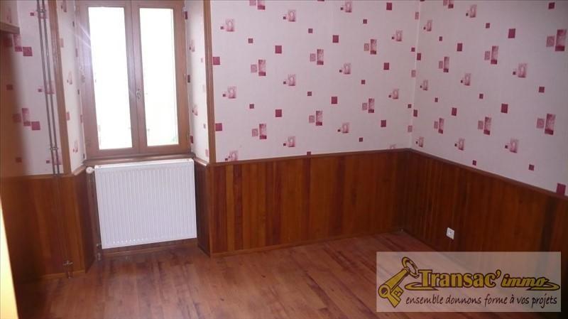 Sale house / villa La chapelle agnon 97650€ - Picture 5