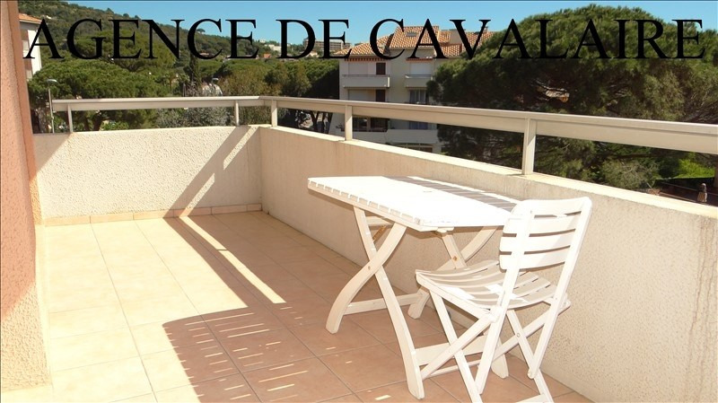 Sale apartment Cavalaire 149 000€ - Picture 1