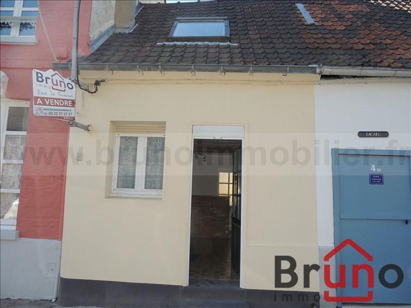 Revenda casa Le crotoy 140500€ - Fotografia 1