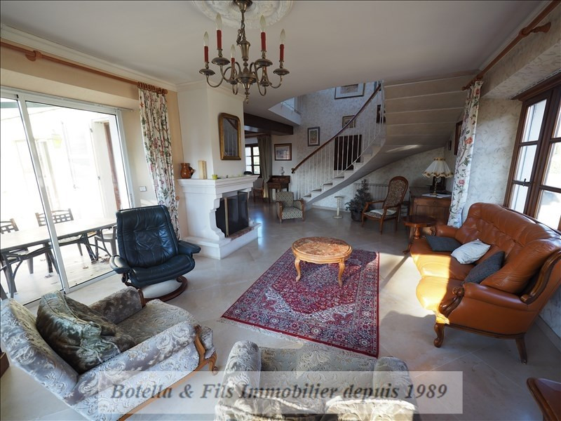 Verkauf von luxusobjekt haus Uzes 830000€ - Fotografie 8