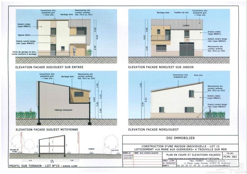 Verkoop  huis Trouville sur mer 299500€ - Foto 9