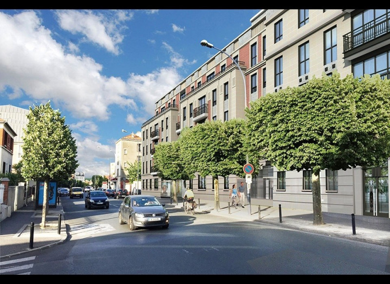 Sale apartment Maisons-alfort 410 000€ - Picture 1