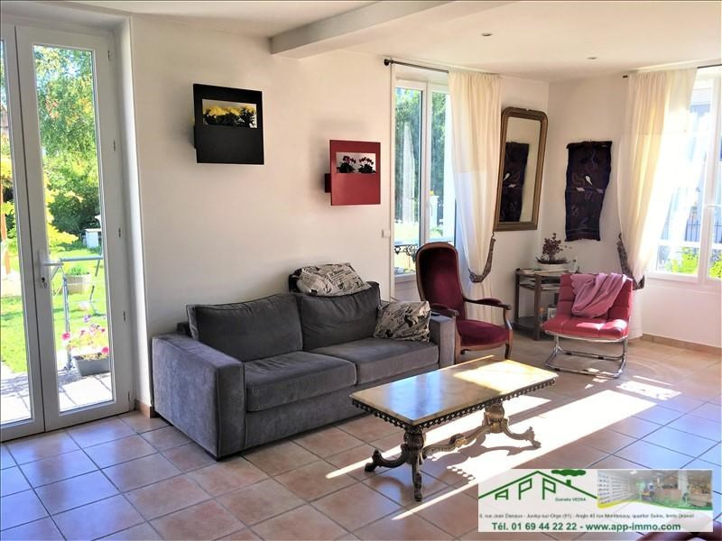 Vente maison / villa Draveil 375000€ - Photo 5