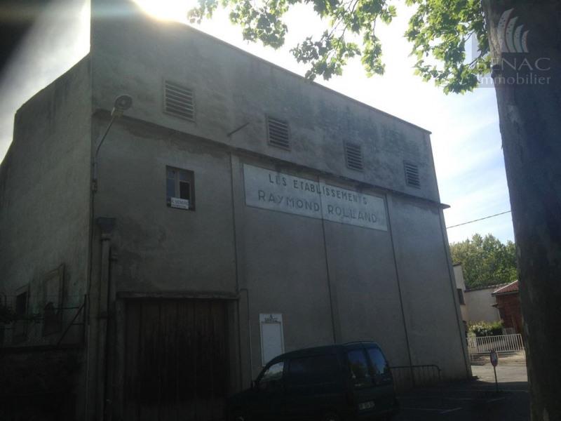 Realmont bâtiment industriel