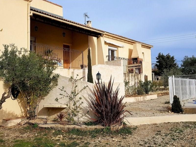 Vente maison / villa Aramon 305000€ - Photo 1