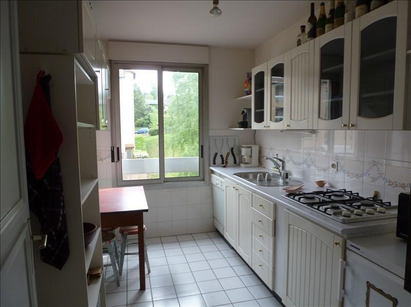Sale apartment Charbonnieres les bains 240000€ - Picture 3
