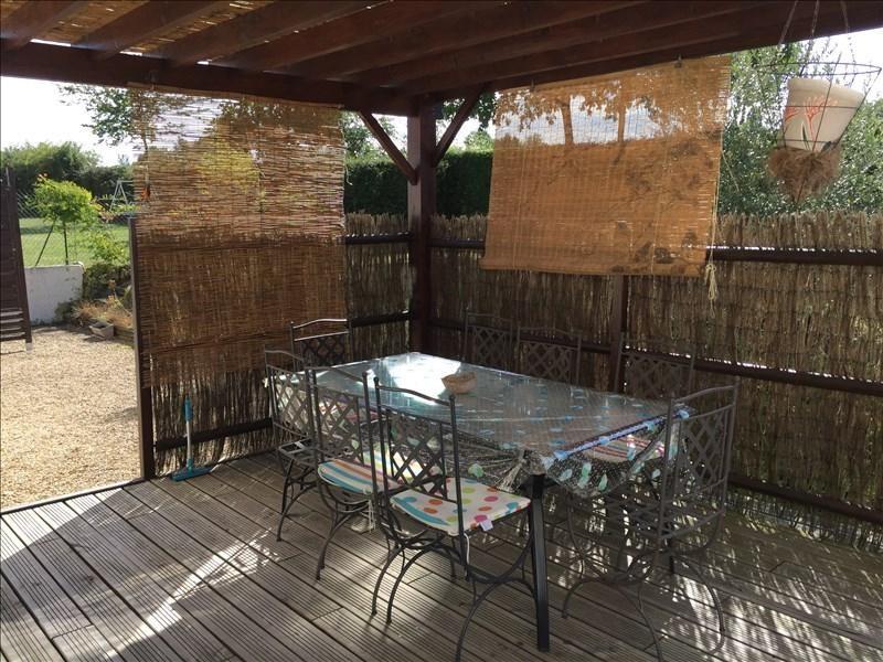 Vente maison / villa Marcay 204000€ -  7