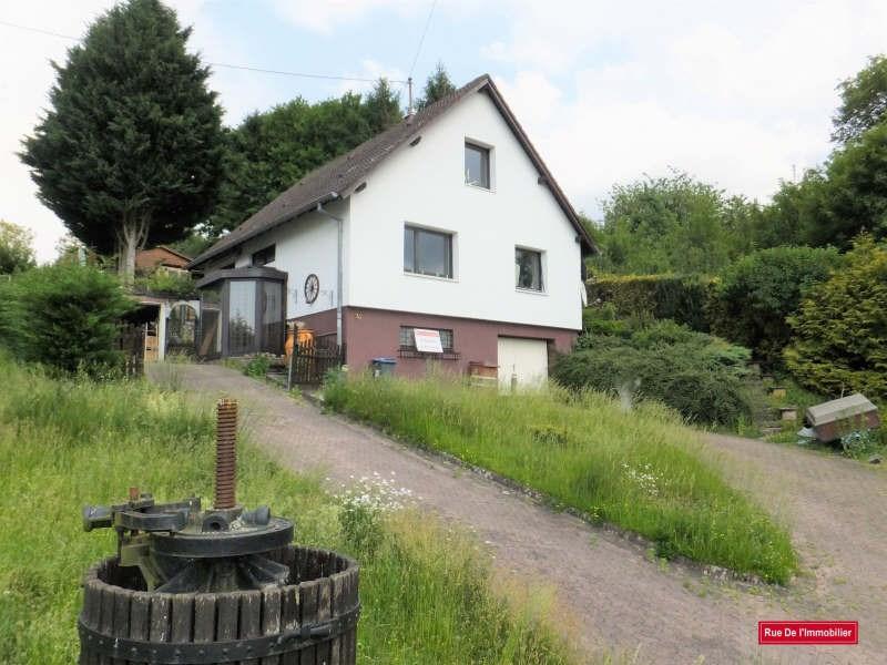 Sale house / villa Langensoultzbach 188000€ - Picture 2