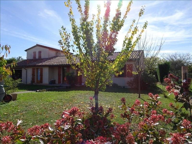 Sale house / villa Aussonne 378000€ - Picture 1