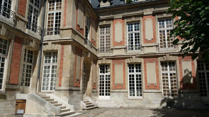Verkoop van prestige  appartement Paris 3ème 1380000€ - Foto 6