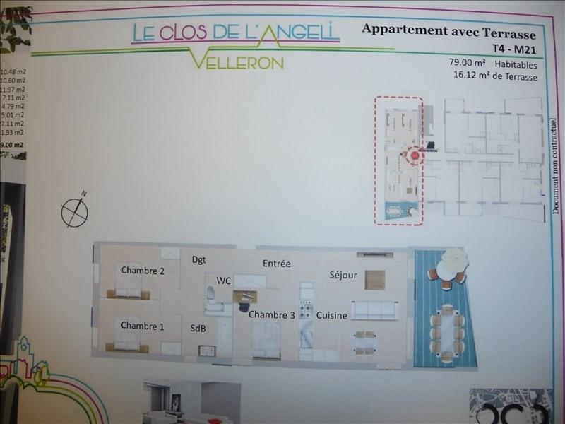 Produit d'investissement appartement Velleron 225800€ - Photo 2