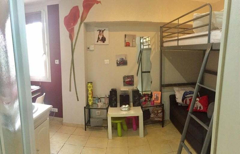 Sale apartment Nice 235000€ - Picture 5