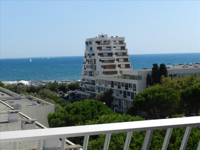 Location appartement La grande motte 600€ CC - Photo 1
