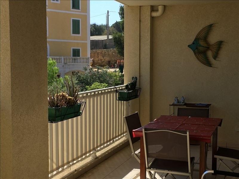 Sale apartment L ile rousse 260000€ - Picture 1
