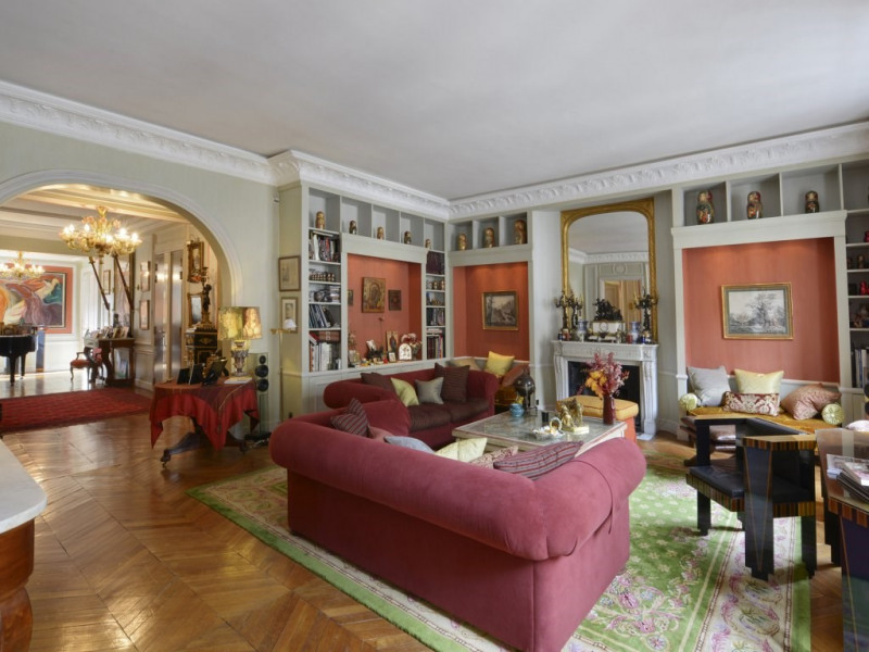 Престижная продажа квартирa Paris 17ème 3640000€ - Фото 10