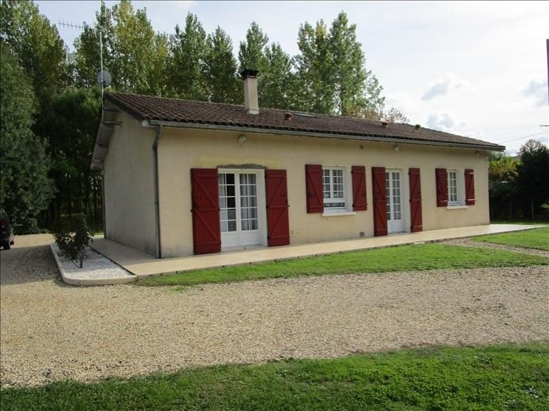 Vente maison / villa Montpon menesterol 189000€ - Photo 1