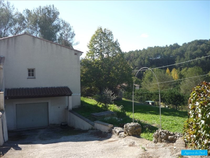 Vente maison / villa La bouilladisse 420000€ - Photo 2