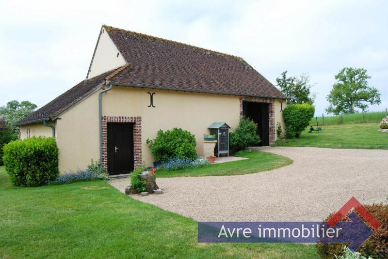 Sale house / villa Verneuil d avre et d iton 294000€ - Picture 8
