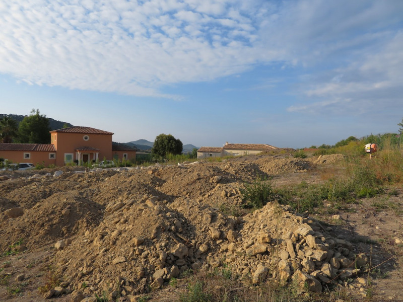 Vente terrain La cadiere-d'azur 458000€ - Photo 2