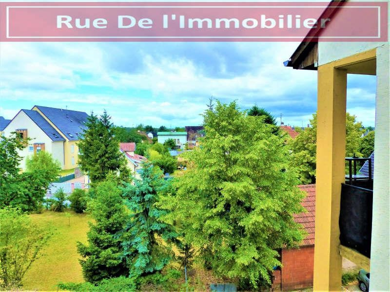 Investment property apartment Haguenau 47 999€ - Picture 1
