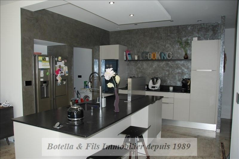 Vendita casa Goudargues 373000€ - Fotografia 5