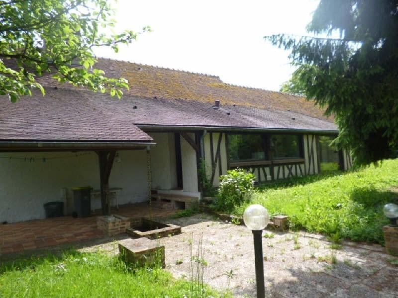 Sale house / villa Chaumont en vexin 367000€ - Picture 2
