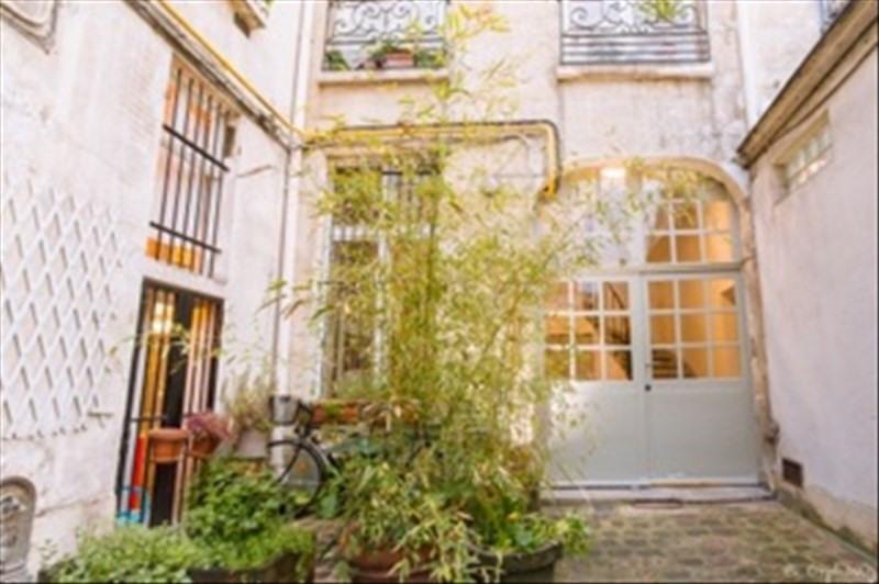 Sale apartment Paris 4ème 775000€ - Picture 2
