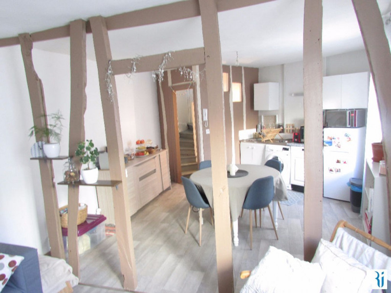 Venta  apartamento Rouen 128000€ - Fotografía 3