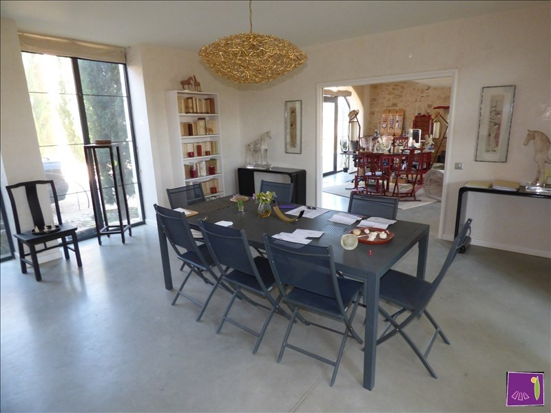 Deluxe sale house / villa Goudargues 1 495 000€ - Picture 17