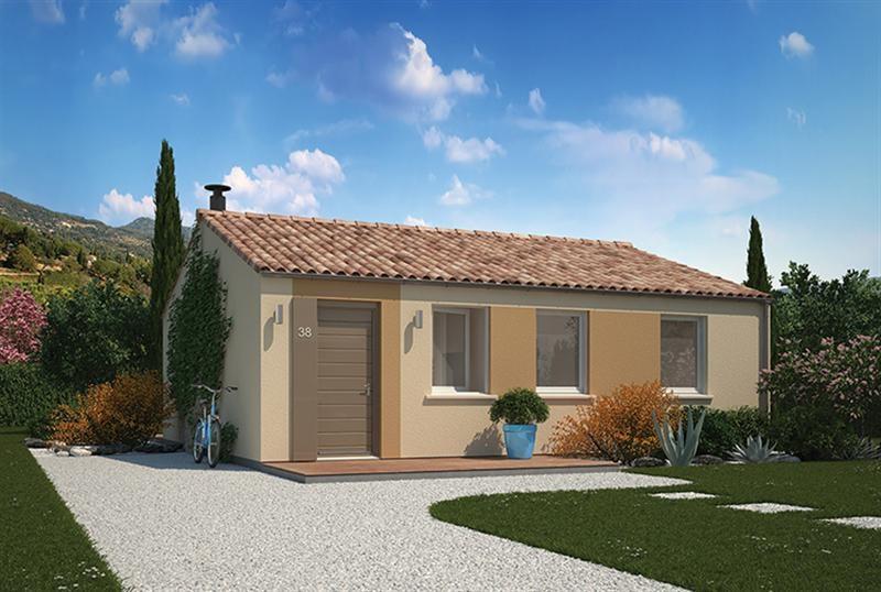 Maison  4 pièces + Terrain 802 m² Four par Maisons Phenix Bourgoin Jallieu