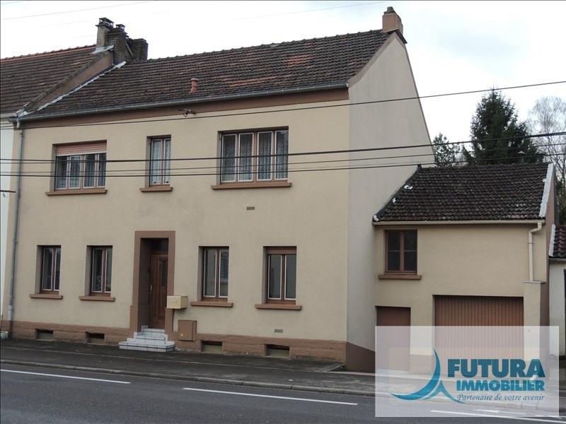 Vente maison / villa Forbach 115000€ - Photo 1
