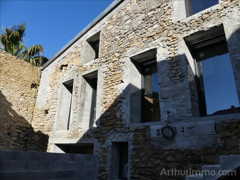 Vente appartement Saussan 210000€ - Photo 1