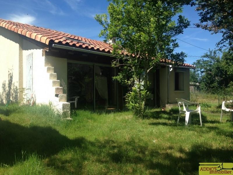 Vente maison / villa Secteur montastruc 186375€ - Photo 1