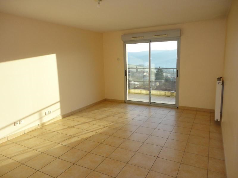 Location appartement Brussieu 590€ CC - Photo 1