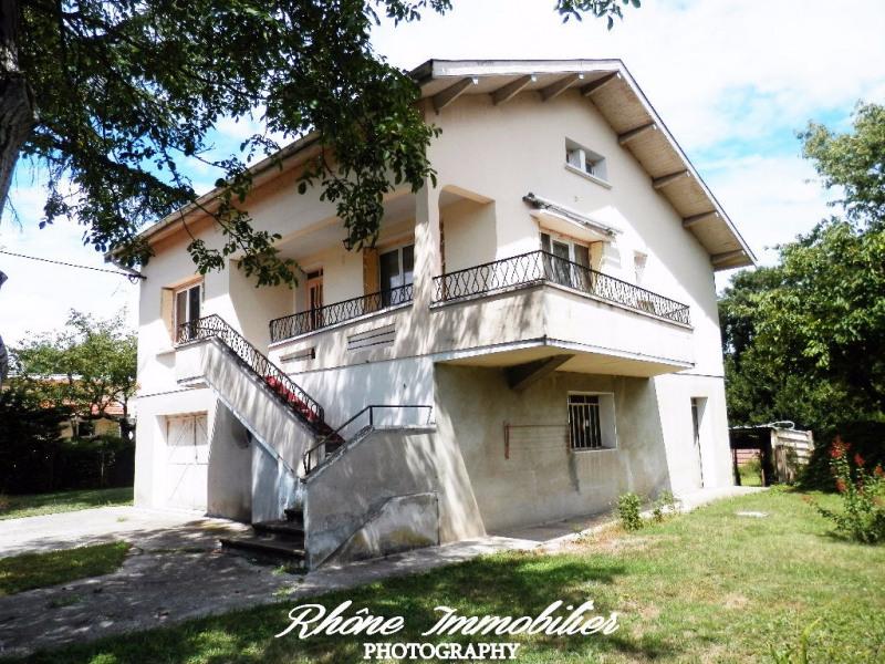 Vente maison / villa Decines charpieu 275000€ - Photo 1