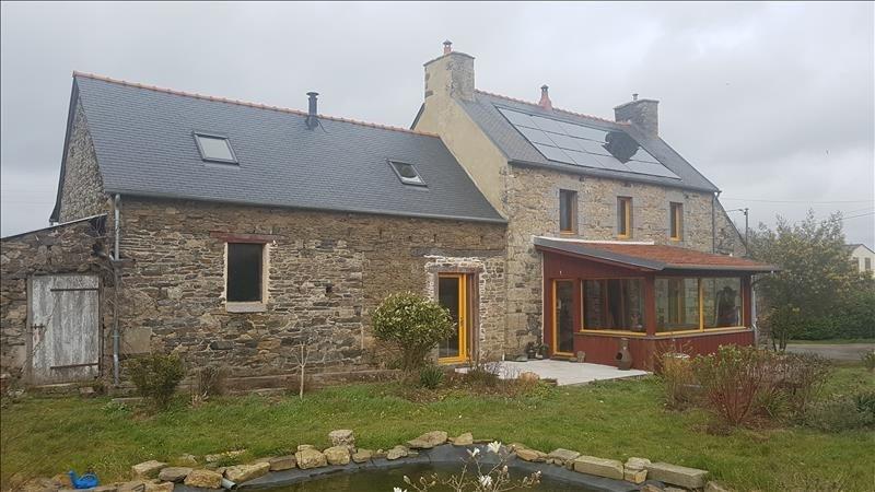 Vente maison / villa Pedernec 204500€ - Photo 1