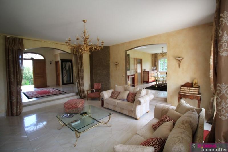 Deluxe sale house / villa Quint fonsegrives 10 minutes 940000€ - Picture 3