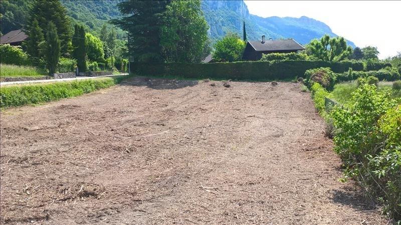Vente terrain Chindrieux 88000€ - Photo 2