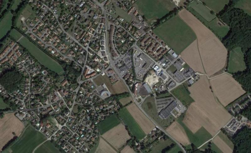 Verkoop  stukken grond Ornex 1250000€ - Foto 1