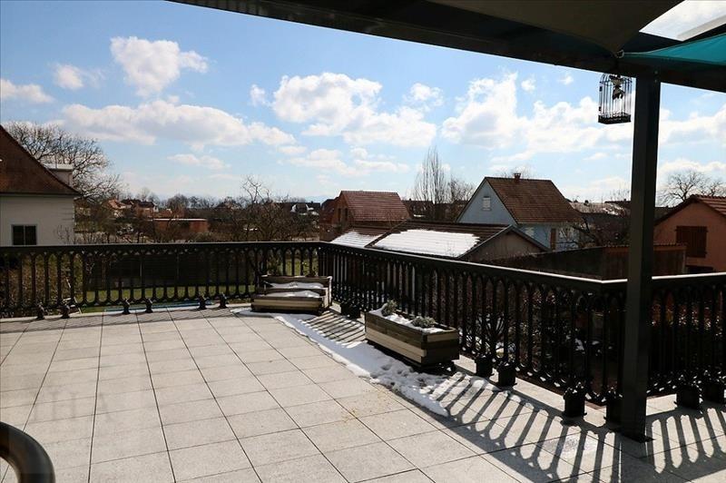 Sale house / villa Reguisheim 411000€ - Picture 3