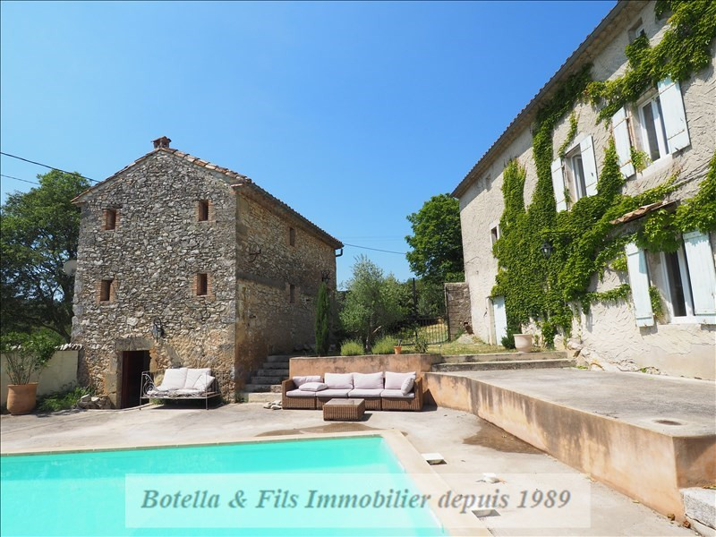 Vente maison / villa Uzes 426 000€ - Photo 1
