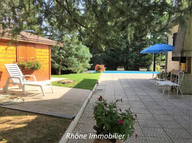 Vente maison / villa Saint chef 330000€ - Photo 4
