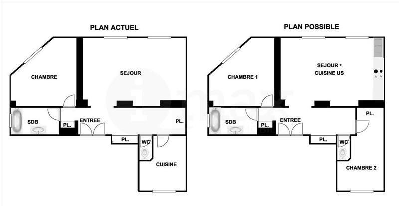 Vente appartement Asnieres sur seine 299000€ - Photo 4