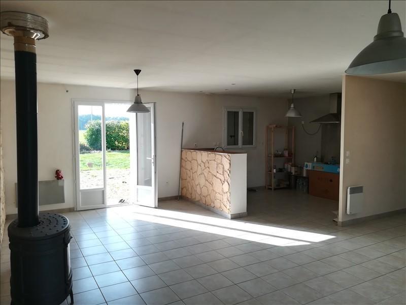 Vente maison / villa Villechauve 165700€ - Photo 4