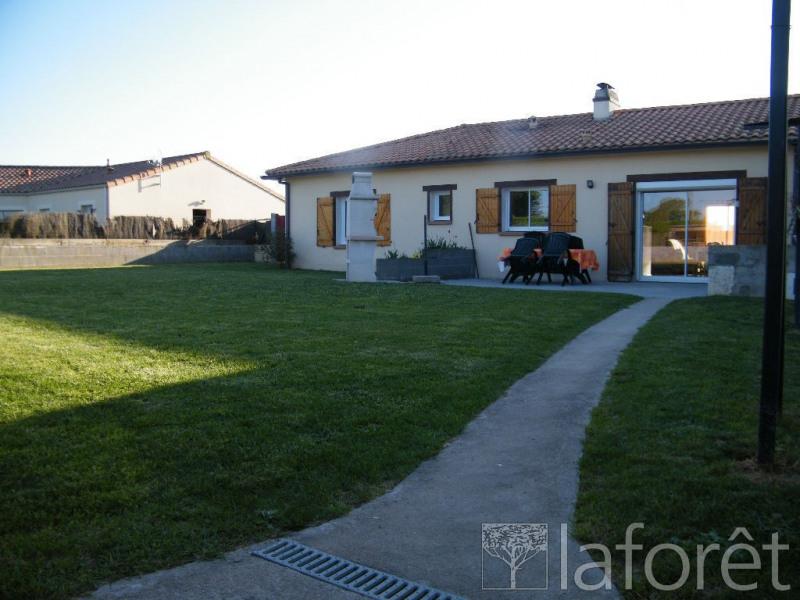 Vente maison / villa Saint aubin des ormeaux 195000€ - Photo 2