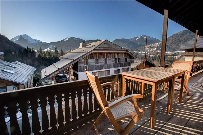 Verkoop van prestige  huis Montriond 969000€ - Foto 6
