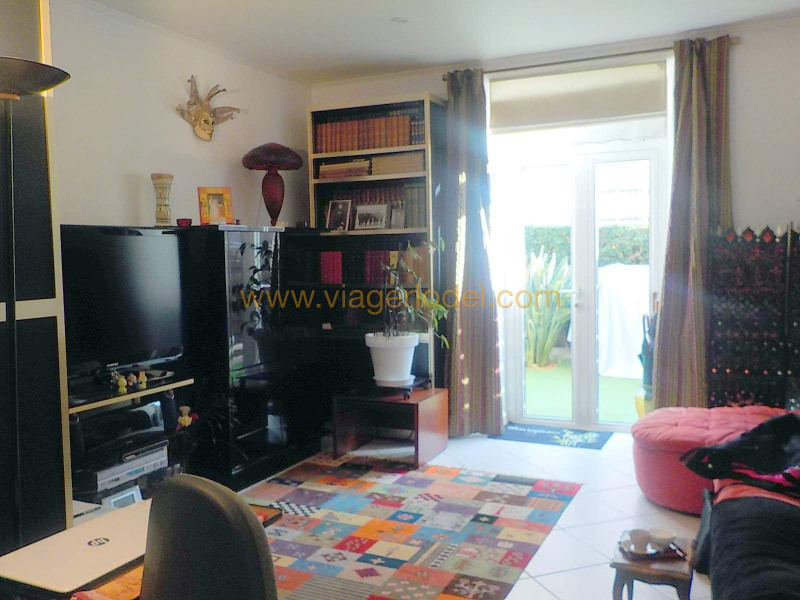 Viager appartement Antibes 850000€ - Photo 8