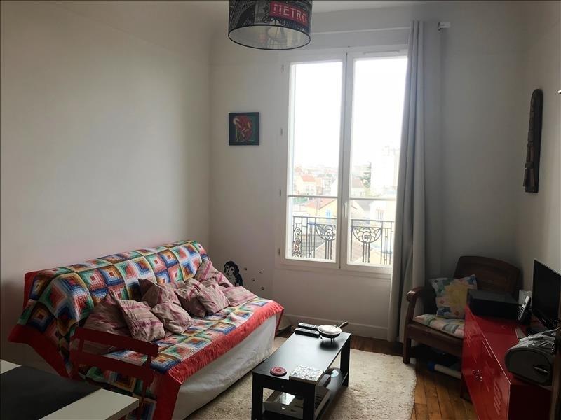 Venta  apartamento Asnieres sur seine 185000€ - Fotografía 1