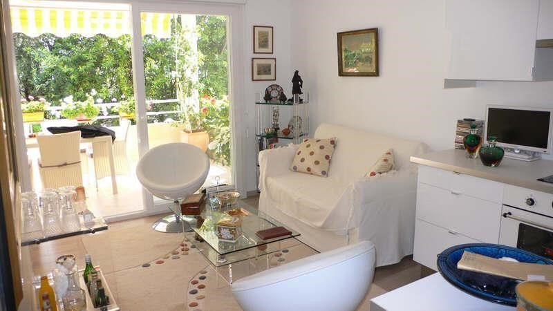 Sale apartment Nice 216 000€ - Picture 1